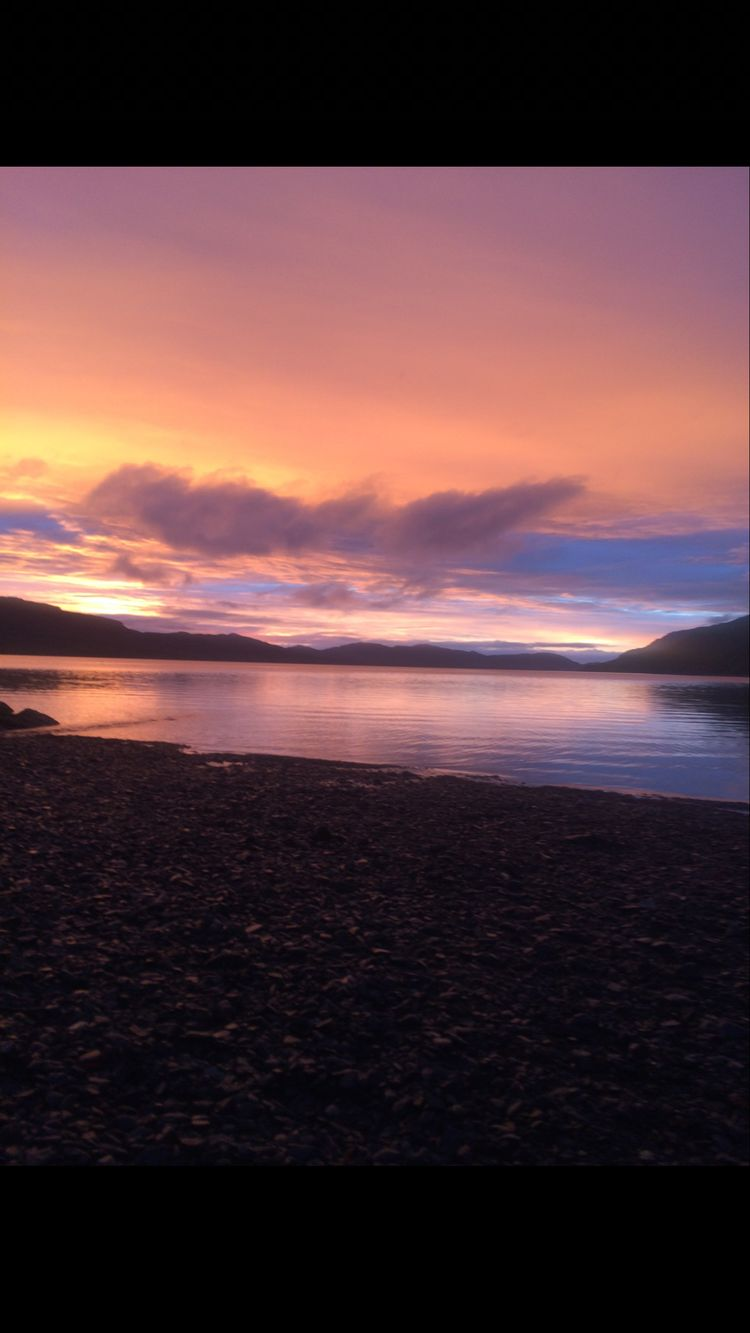 Loch Maree Inverness Lochmaree Inverness Scotland Scottish Highlands Tranquil Scene No People Outdoors Sunset Beauty In Nature Dramatic Sky Horizon Over Water Scenics Nature Sky Tranquility EyeEmNewHere