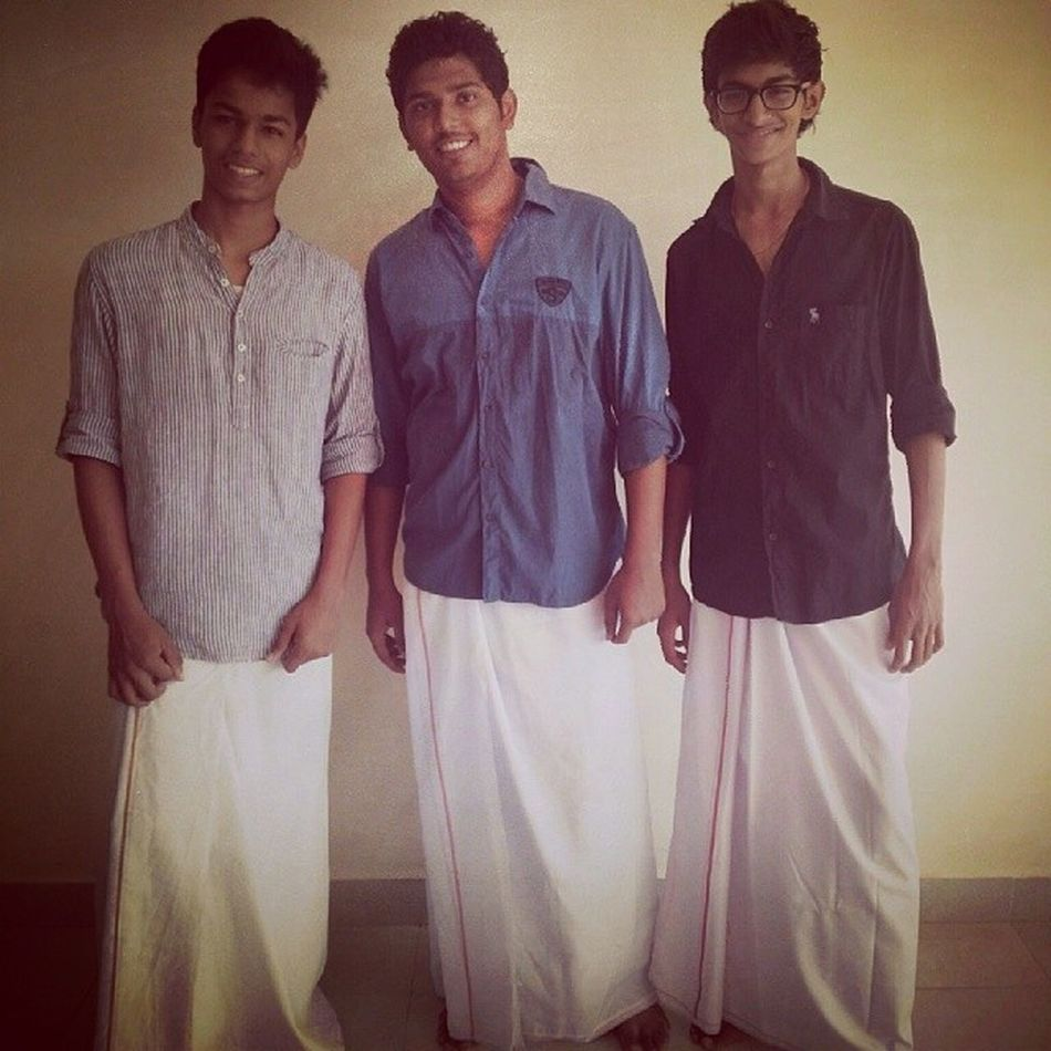 Sentia Traditional_day Lungi😚😁