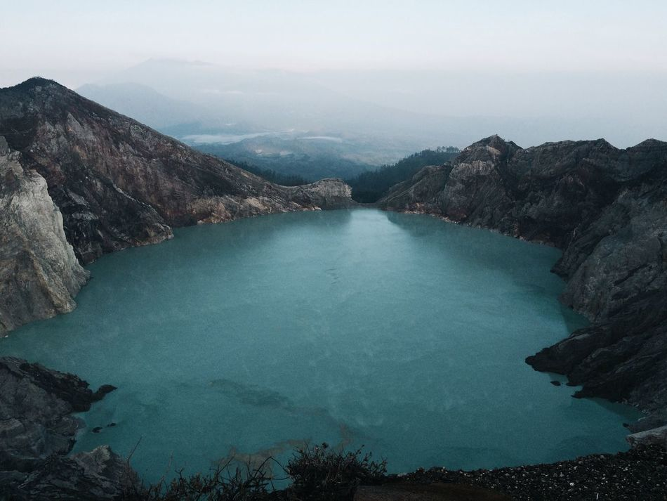 Mountain Nature Beauty In Nature Scenics Water Tranquil Scene Outdoors No People Physical Geography Landscape Tranquility Day Sky