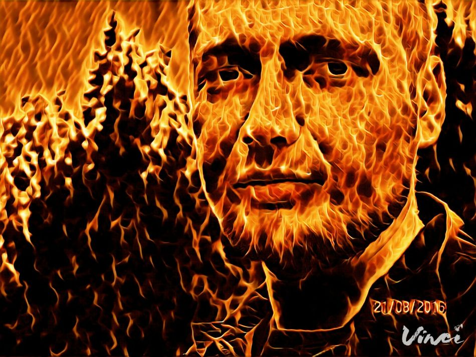 I'm Burning  😊😊😊 Human Face Hi! Check This Out Hello World Its Me Fire