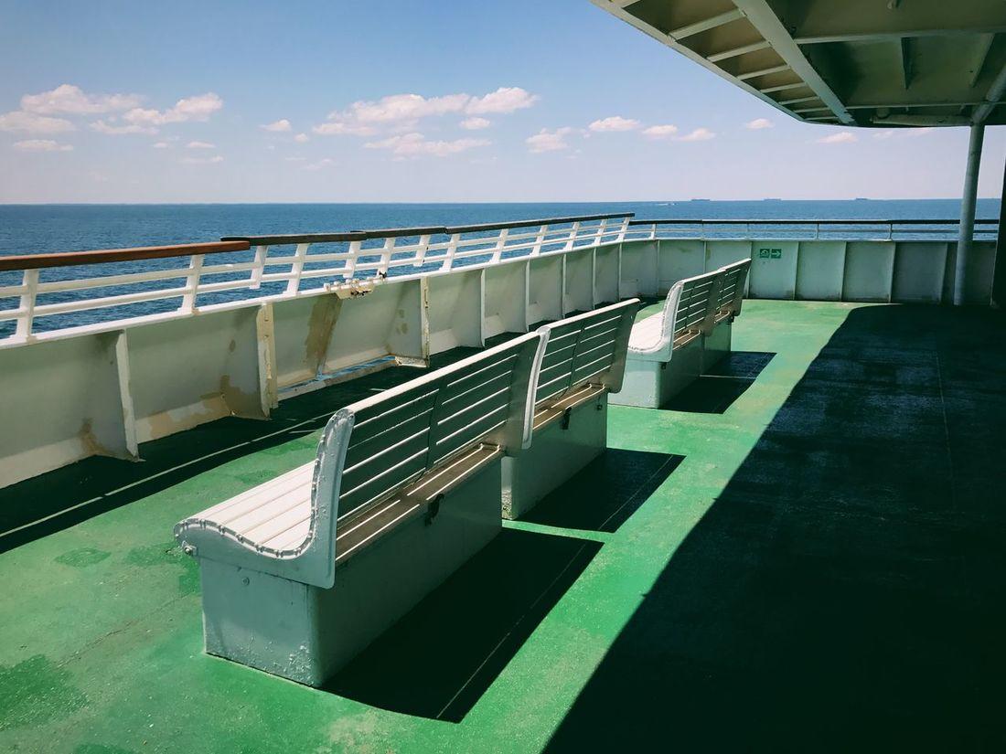 Sky Day No People Outdoors Water Sea Ocean Atlantic Nature Boat Transportation