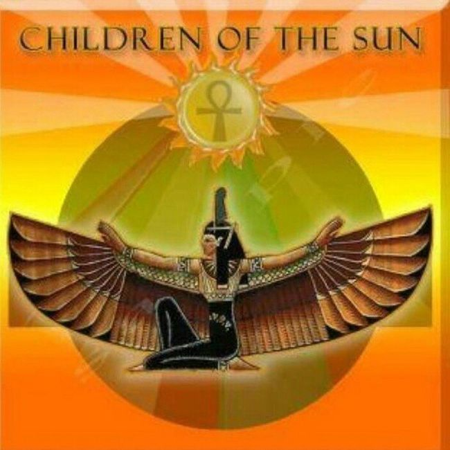 Childrenofthesun Egypt Egyptian Ankh melanated