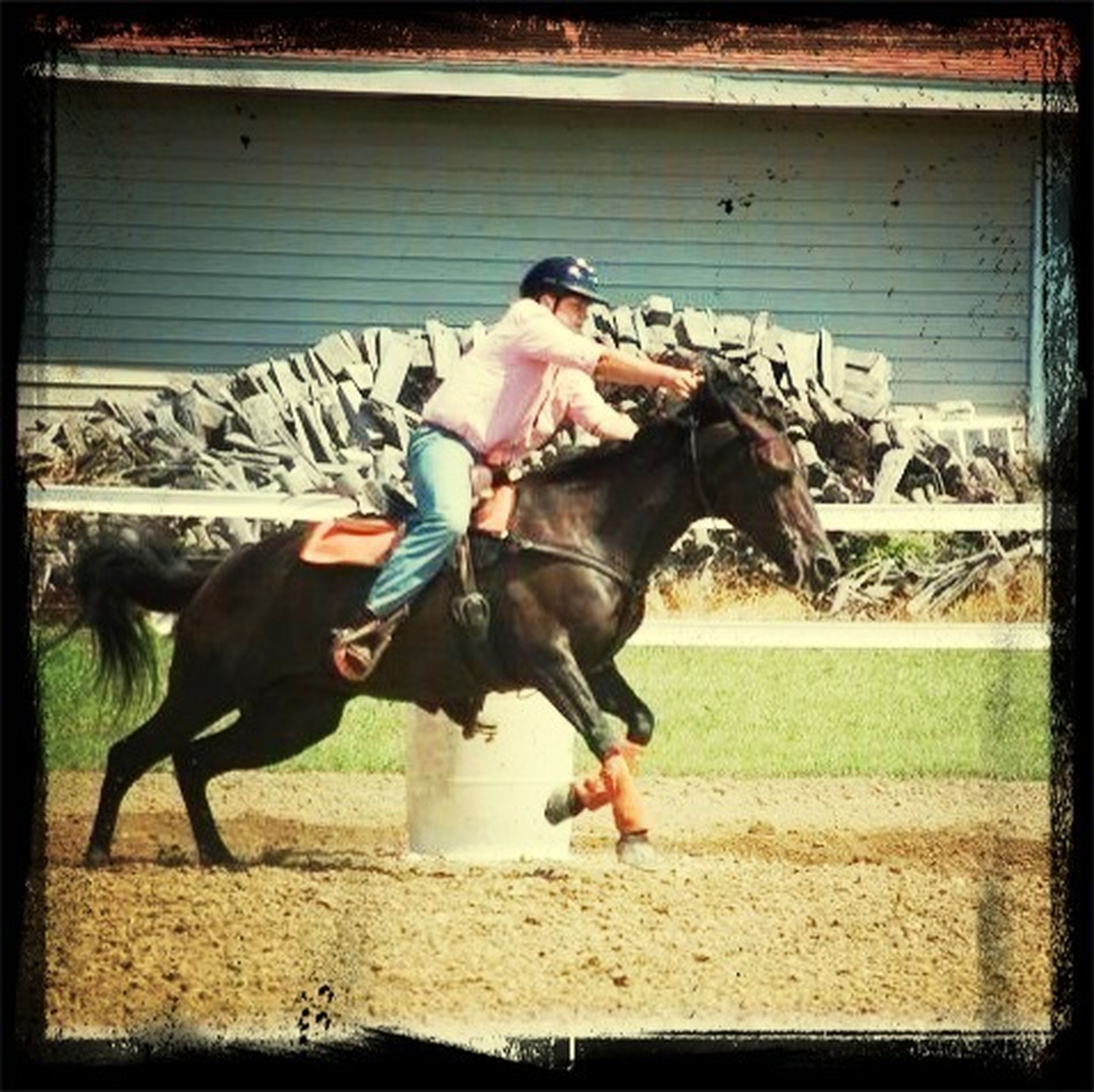 Miss Riding..