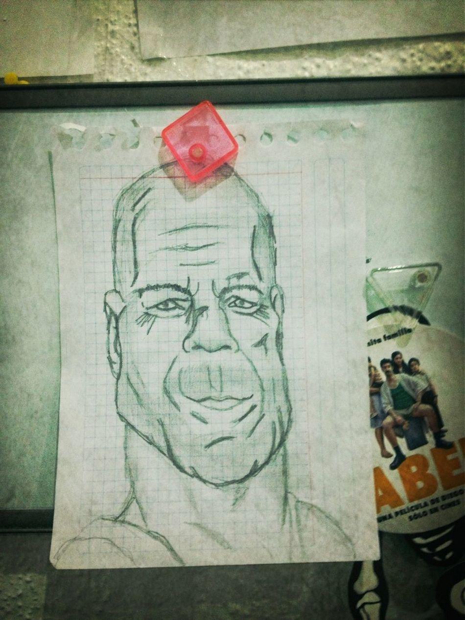 Mr. Bruce Willis