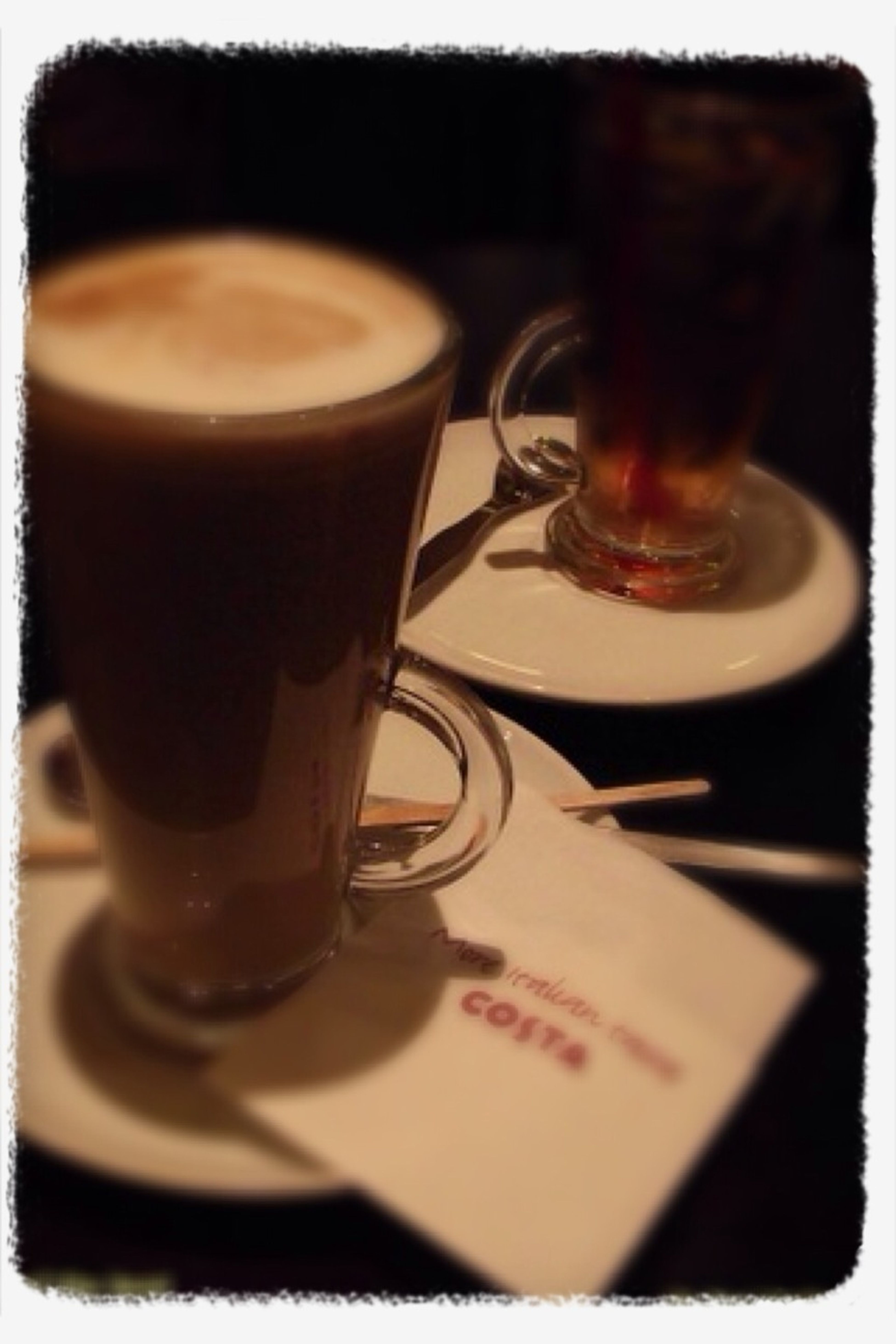 A Nice Cappuccino