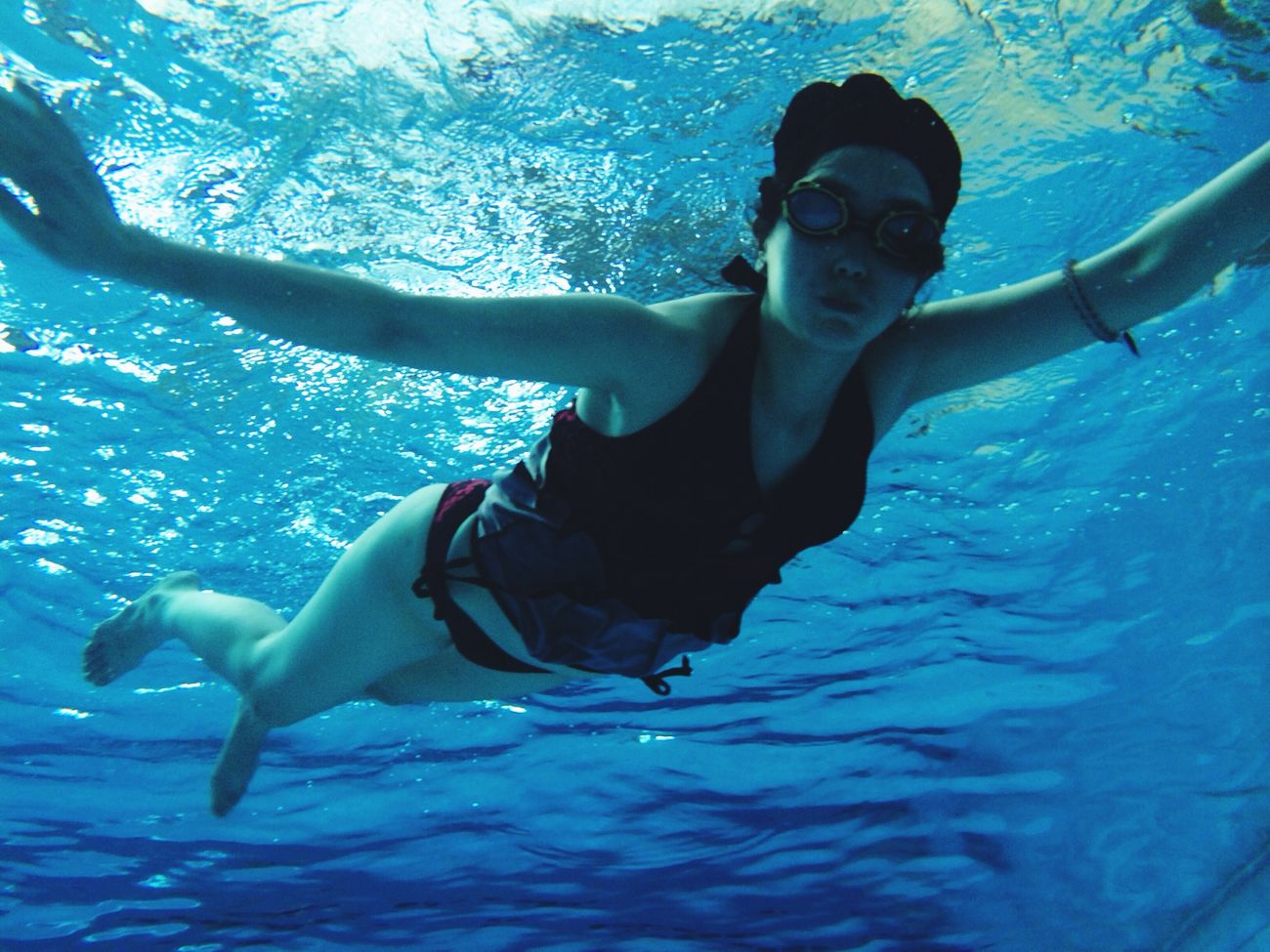 Swimming Hello World That's Me EyeEm Best Shots Life Swimming Pool