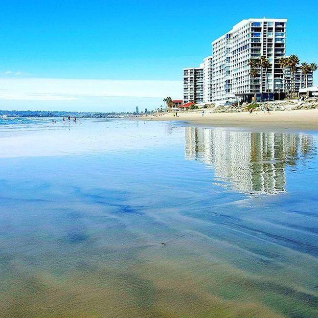 Coronadobeachsandiegoca , Coronadotowers , Coronado , Refections , Beach , Samsungmobileusa