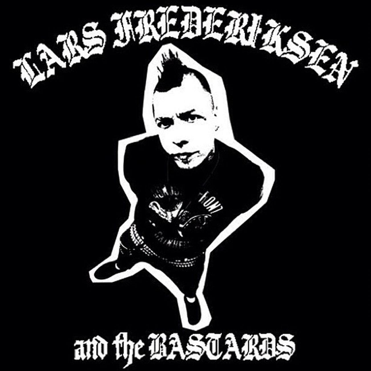 Larsfrederiksen and the Bastards album self titled