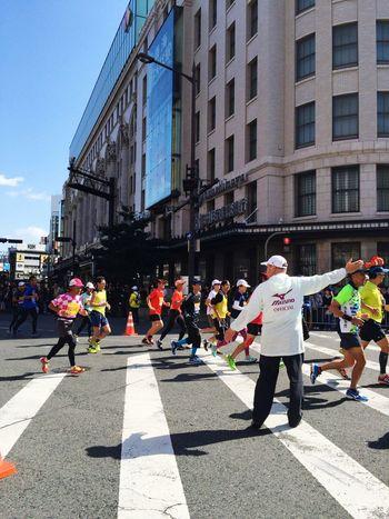 大阪マラソン! OSAKA Runners