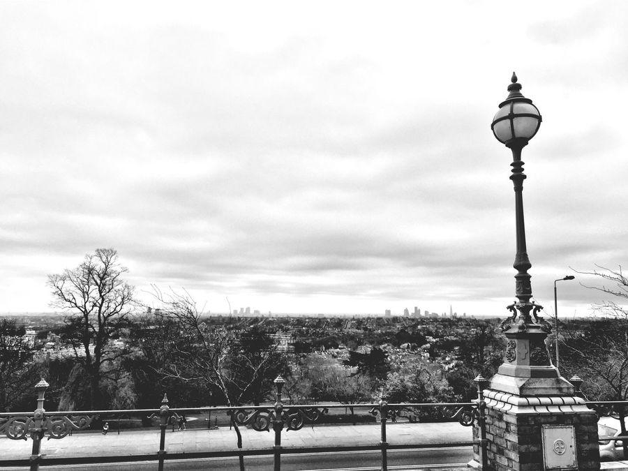 London City View from Alexandra Palace Alexandra Palace London Enjoying The View Black And White IPhoneography London Views City Monochrome EyeEm Best Shots