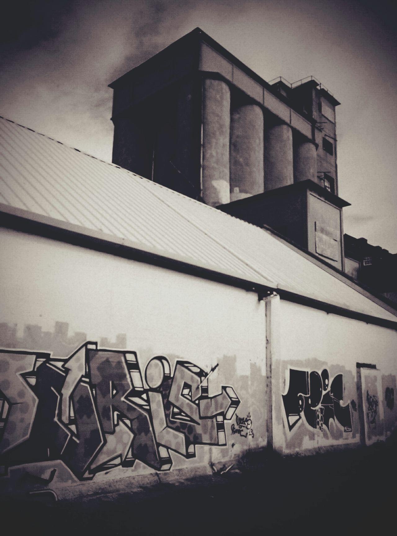 Black And White Photography Bleak Canal Dublin Graffiti Graffiti Art Industrial Ireland Phibsoboro