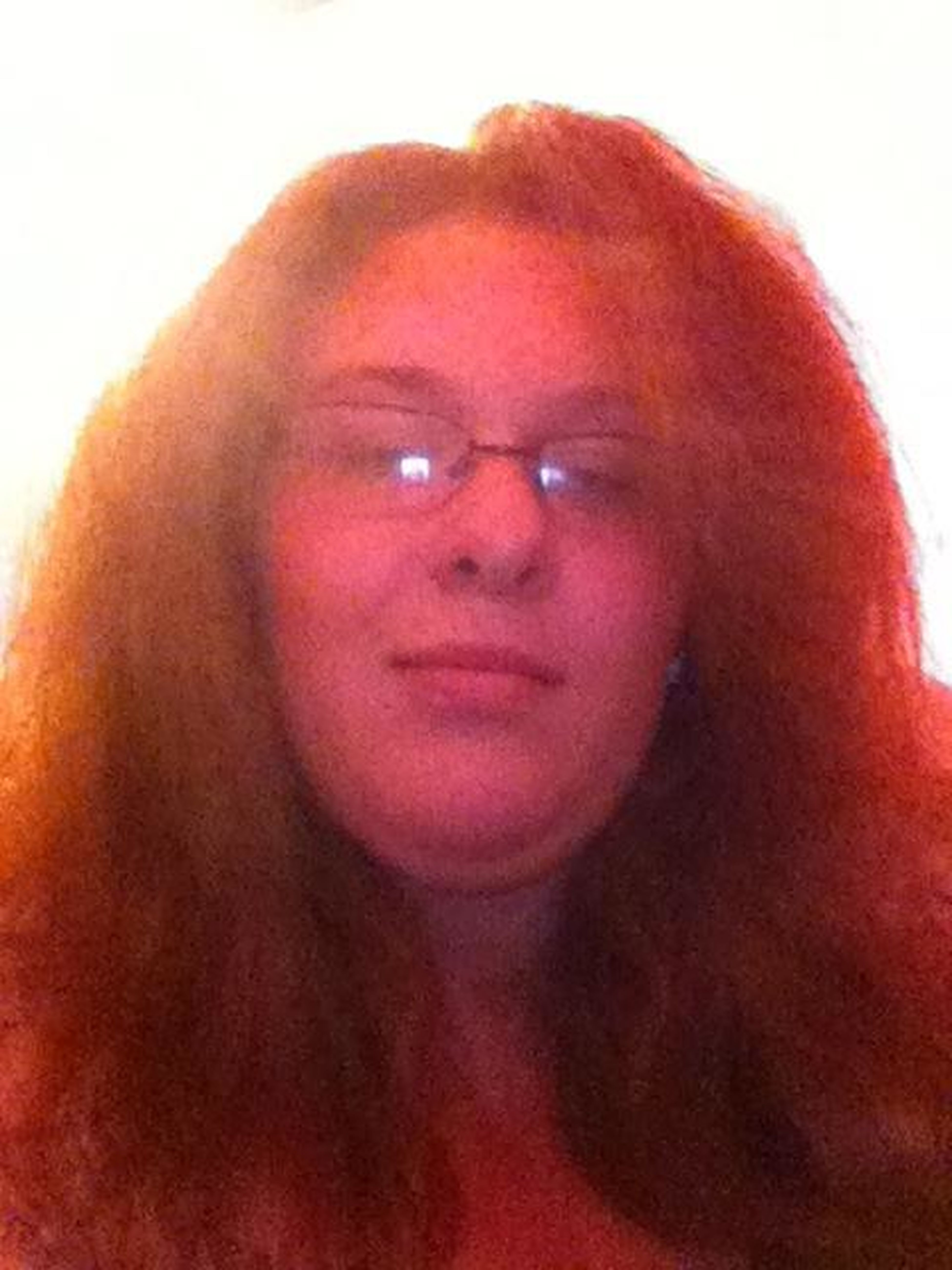 Straight Hair An Dont Care