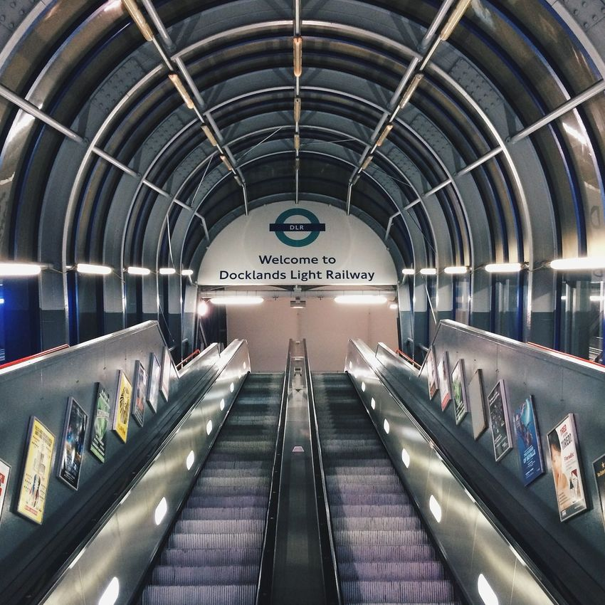 // Time to Battlestar Galactica // London Urban Geometry Commuting Perspectives