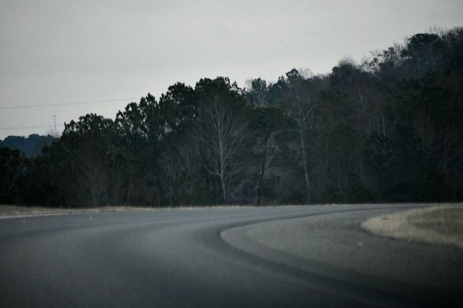 Traveling Home For The Holidays Outdoors Scenics Road To Nowhere Lead Me Which Direction?
