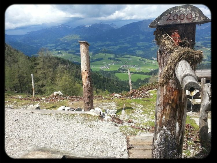 Biketour Gsengalm #SalzburgerLand Berge Mountain Biking Outdoor SalzburgerLand