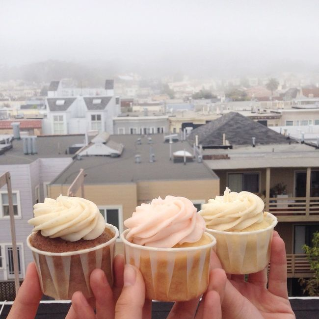 Cupcakes Rooftop Sweets Bakery San Francisco
