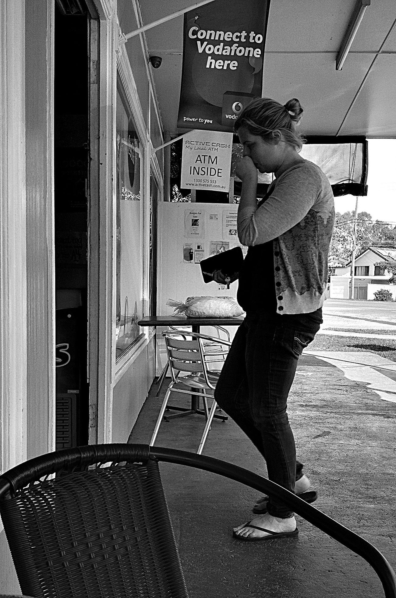 The Morning Paper Coffee Blackandwhite