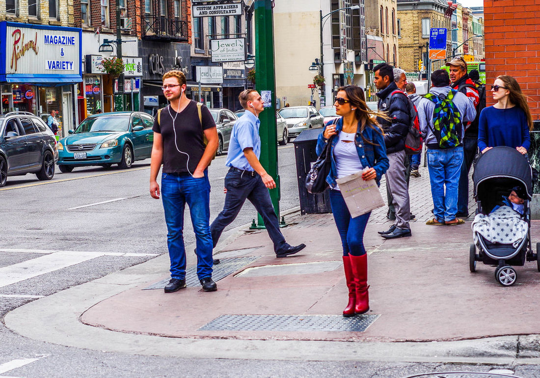 Beauty Canada City Life Downtown London Ontario London Ontario Perspective Pic Of The Day Real People Red Boots Sunglasses