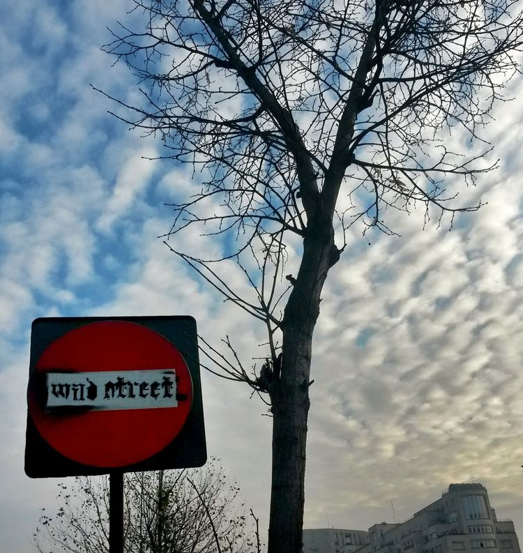 Clouds And Sky Direction Guidance No People Sign Sky Streetphotography Symbol Streets Of Bucharest Micul Paris Little Paris