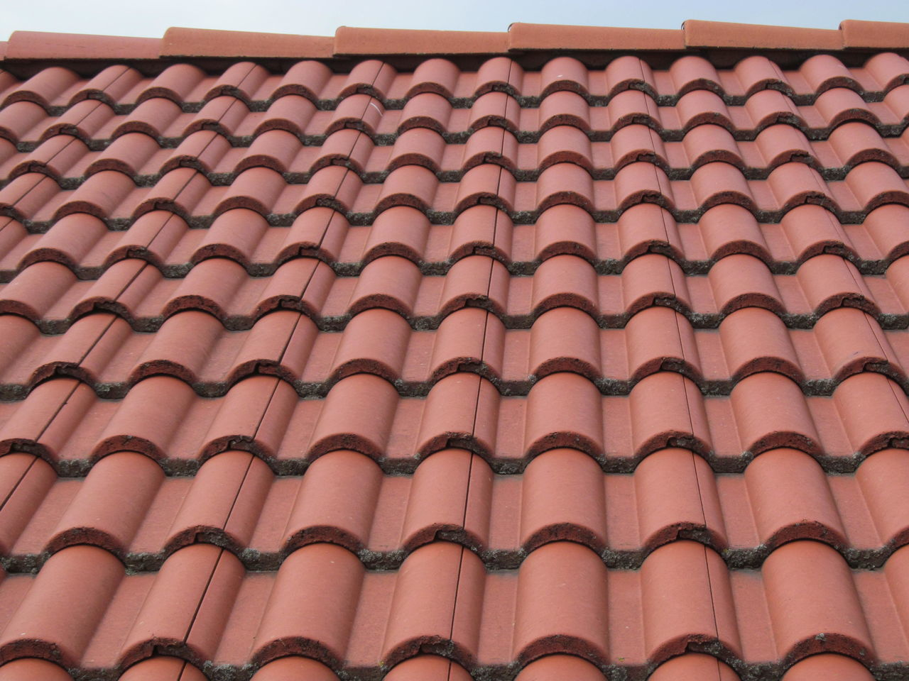 Tiled roof Building Building Materials House-top Roof Tile Tiled Roof  Tiles Top