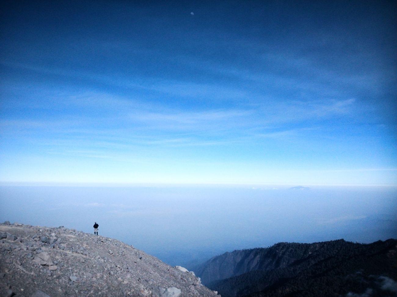 Mountain Mahameru Mount Semeru Eastjava joy of hiking