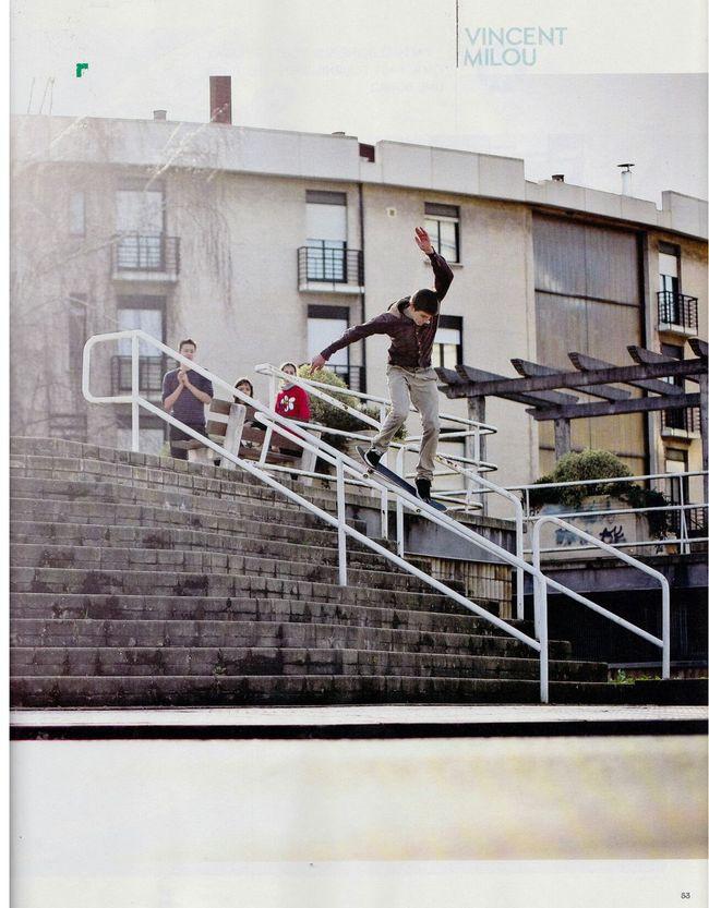 Skateboarding Rekiem Skateboards