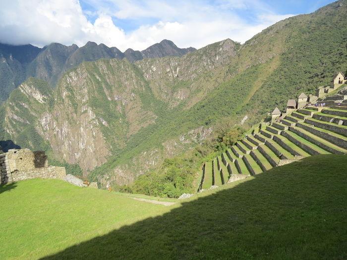 Ancient City Ancient Civilization Ancient Ruins Beauty In Nature Inca Inca Ruins Landscape Machu Picchu Machu Picchu - Peru Machu Picchu Road Mountain Peru Tranquil Scene Travel The World