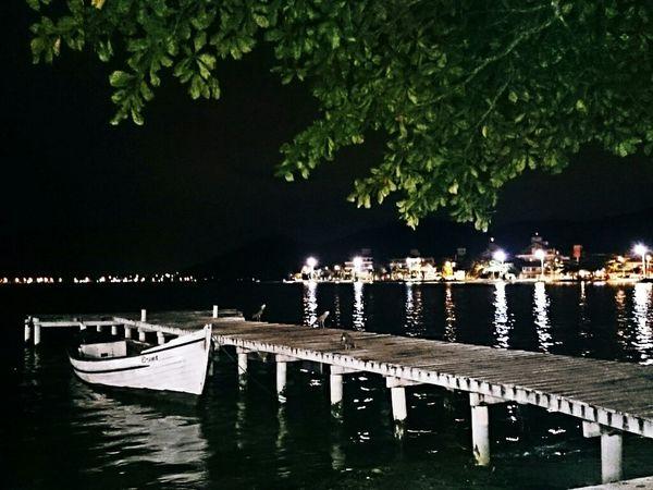 Night Lights Nightphotography Enjoying Life Peace And Quiet Lake View