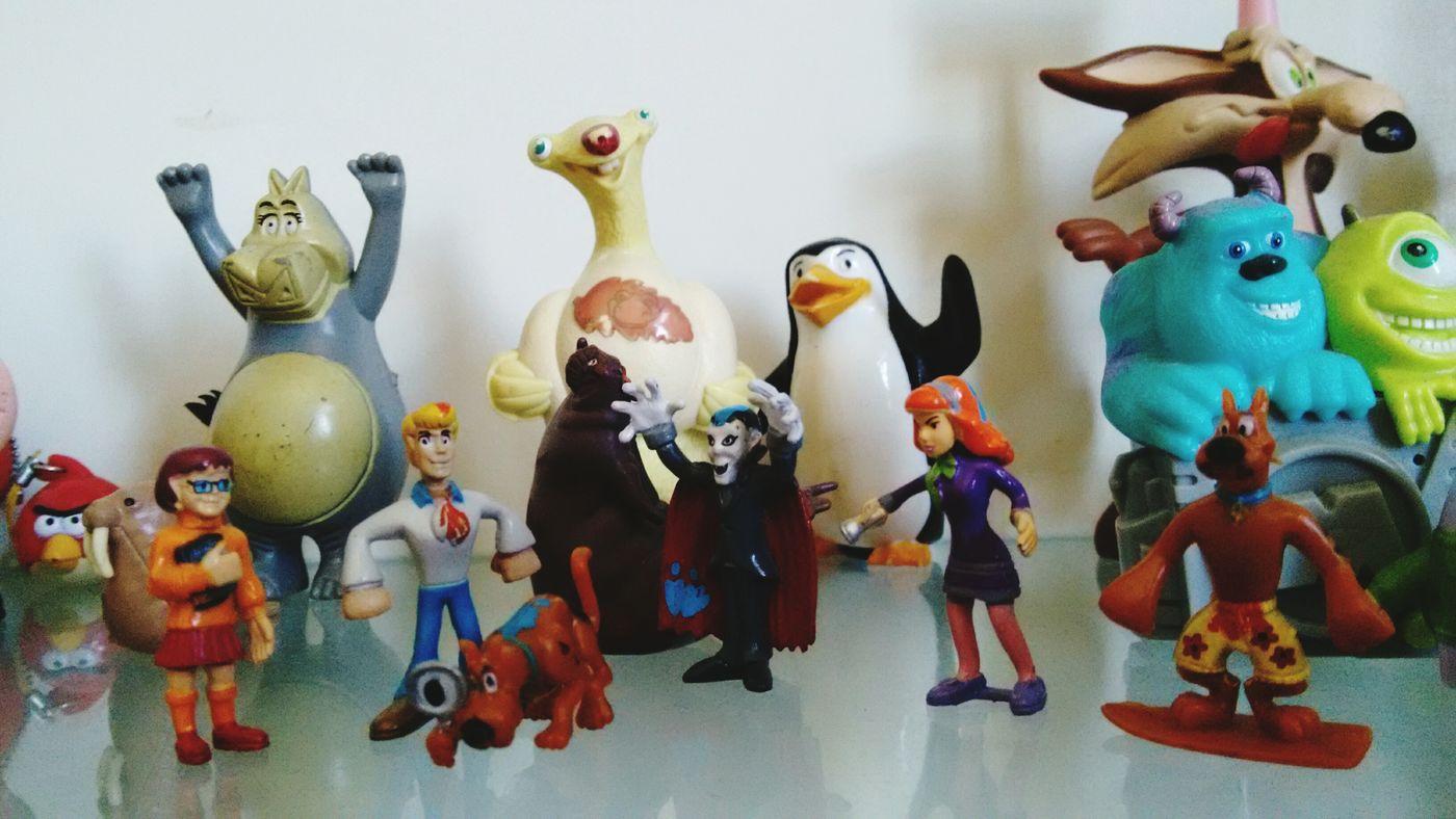 Scobbydoo Monsters Vampire Pinguim A Era Do Gelo