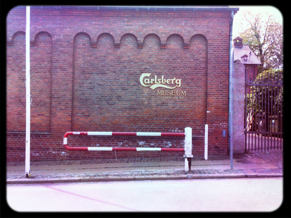 Being cultured at Carlsberg Museum by Jonas Nilsson