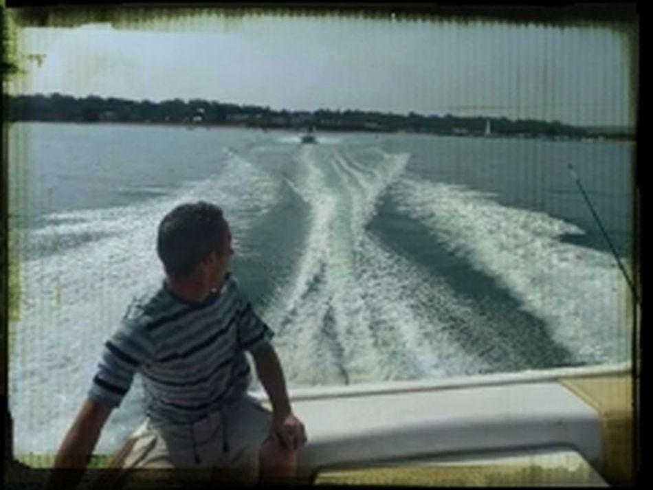 Gone Fishing Wake Boarding