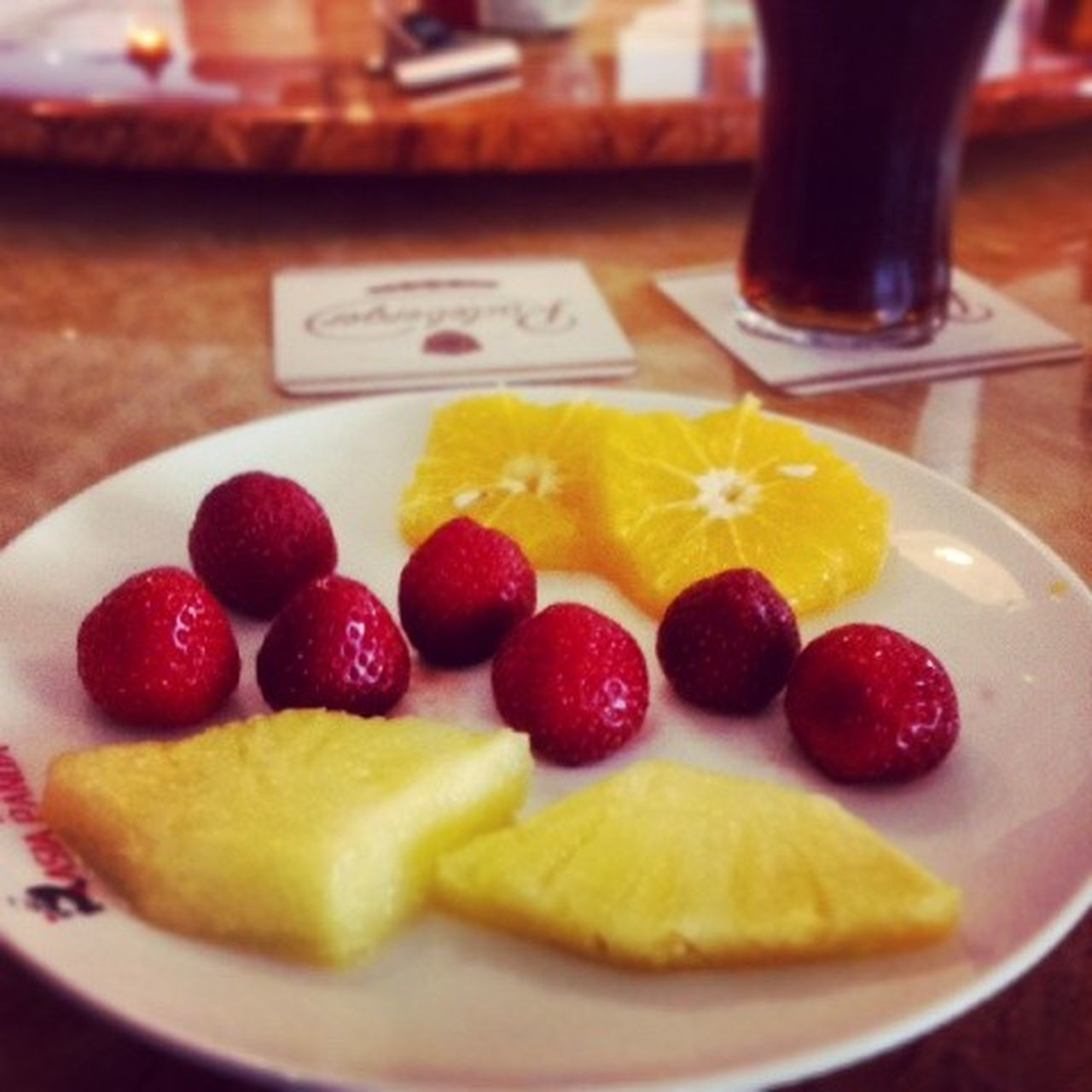 Delicious Strawberry Orange Ananas Family Boyfriend Loveuall