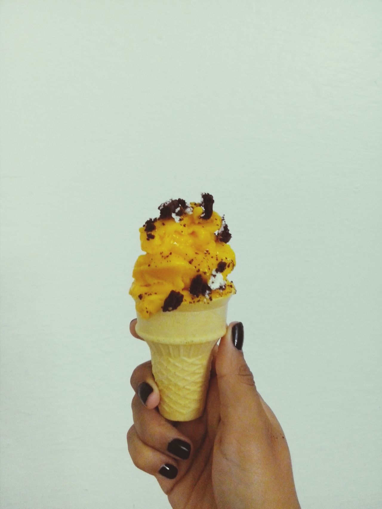 Beautiful stock photos of ice cream, Copy Space, Dessert, Frozen Food, Holding