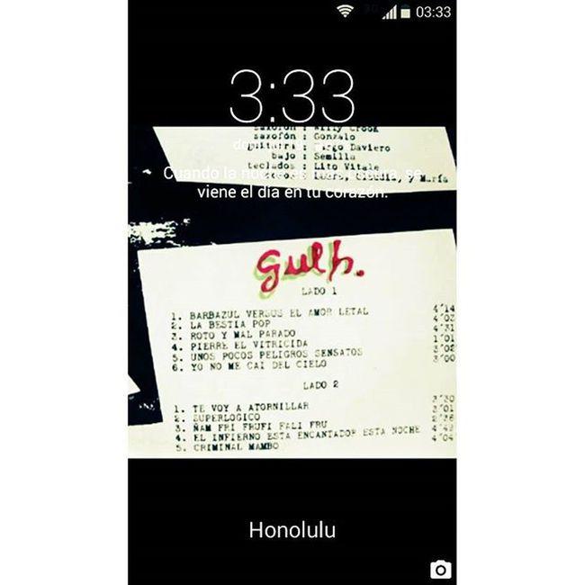 3:33 💙 PR Screenshot Elmundoesredondoydericota Patriciosiempre