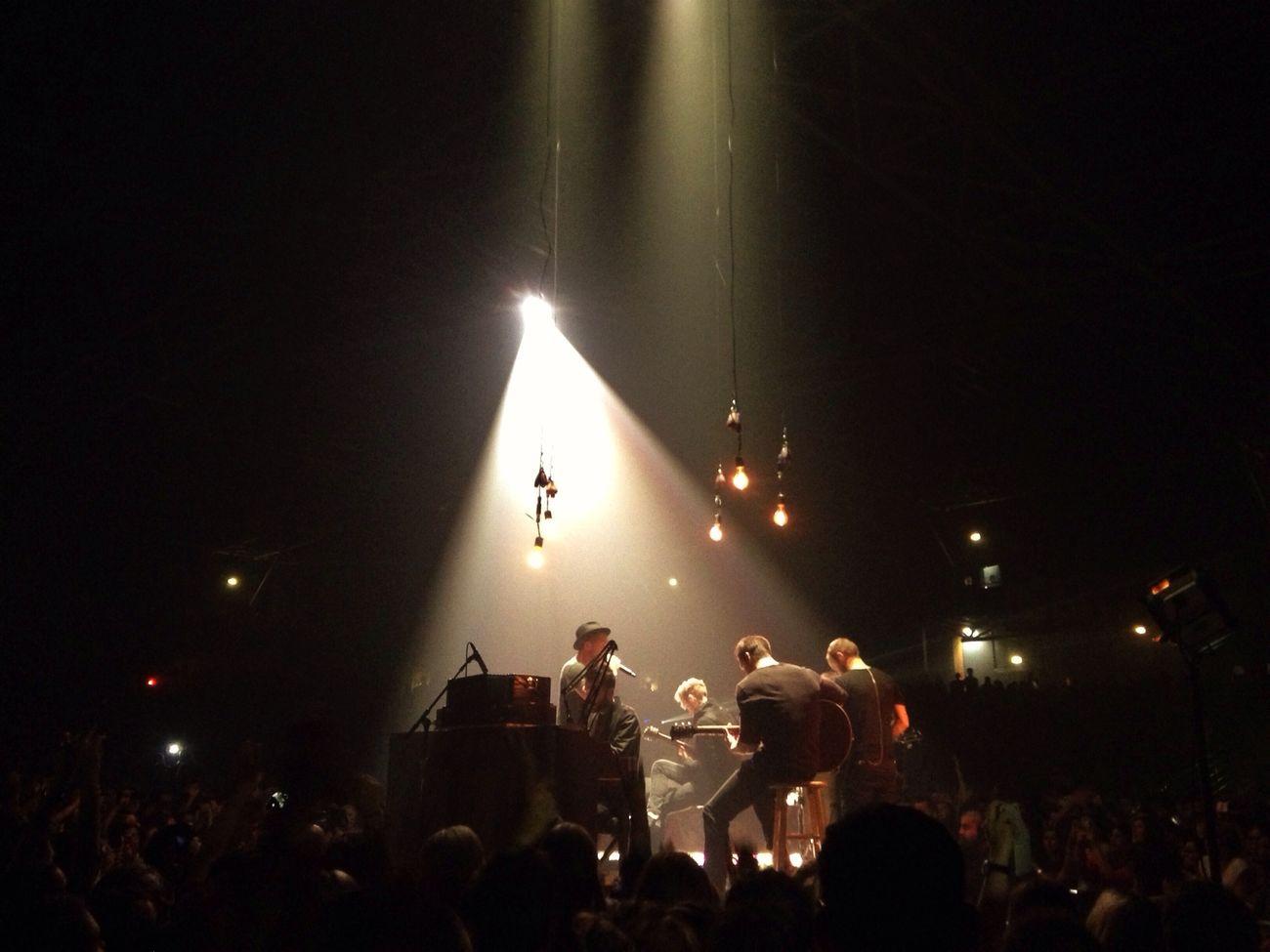 OneRepublic à Paris le 24 oct 2014 Paris Concert Onerepublic