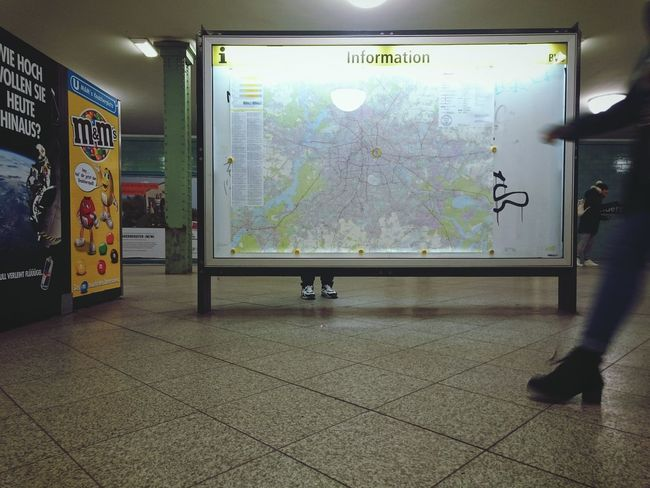 Sneakers Notes From The Underground Waiting Berlin