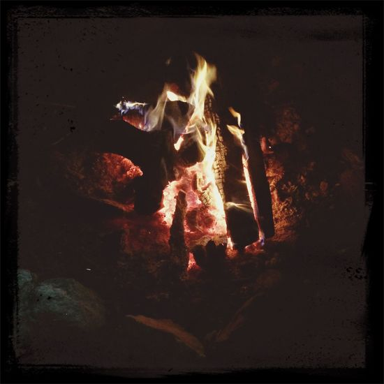Camp Fire S'mores Ghost Stories