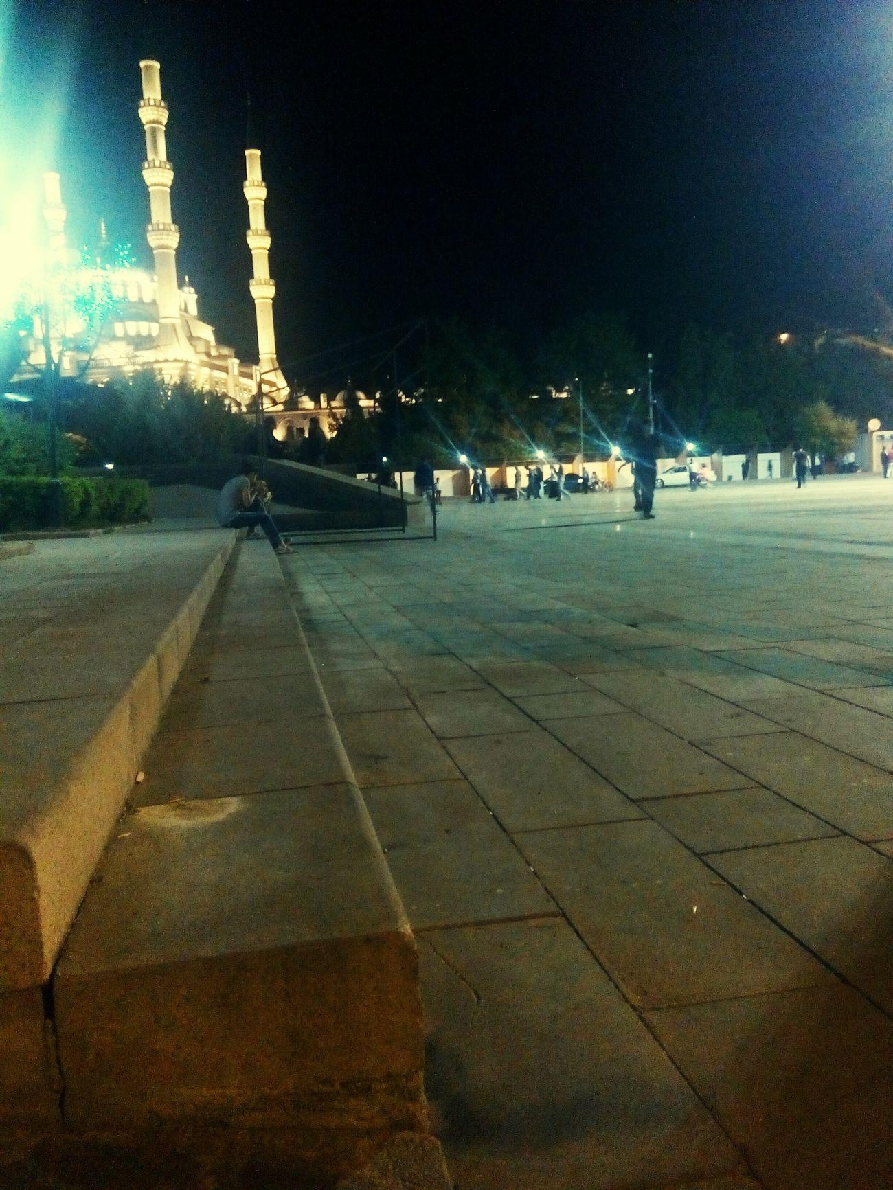 Ramadan  Myworld In Kirikkale Night Urban 1 Filter