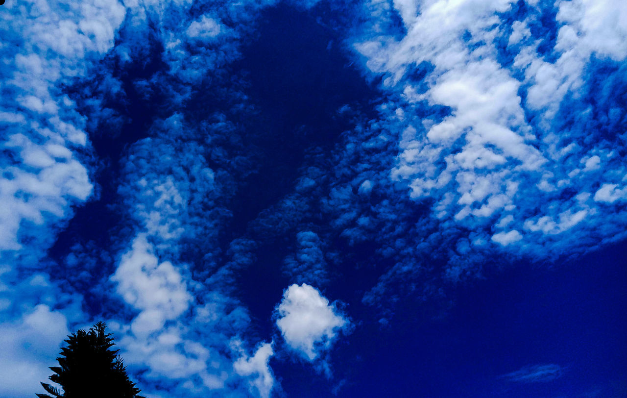 Blue No People Backgrounds Sky Abstract Nature Beauty In Nature Astronomy Day Dramatic Sky Nature Clouds And Sun