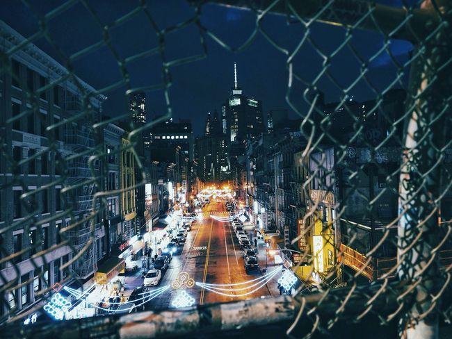 🗽 New York City Chinatown NYC Architecture Manhattan VSCO Night Photography Urban Geometry New York Vscocam EyeEm Best Shots