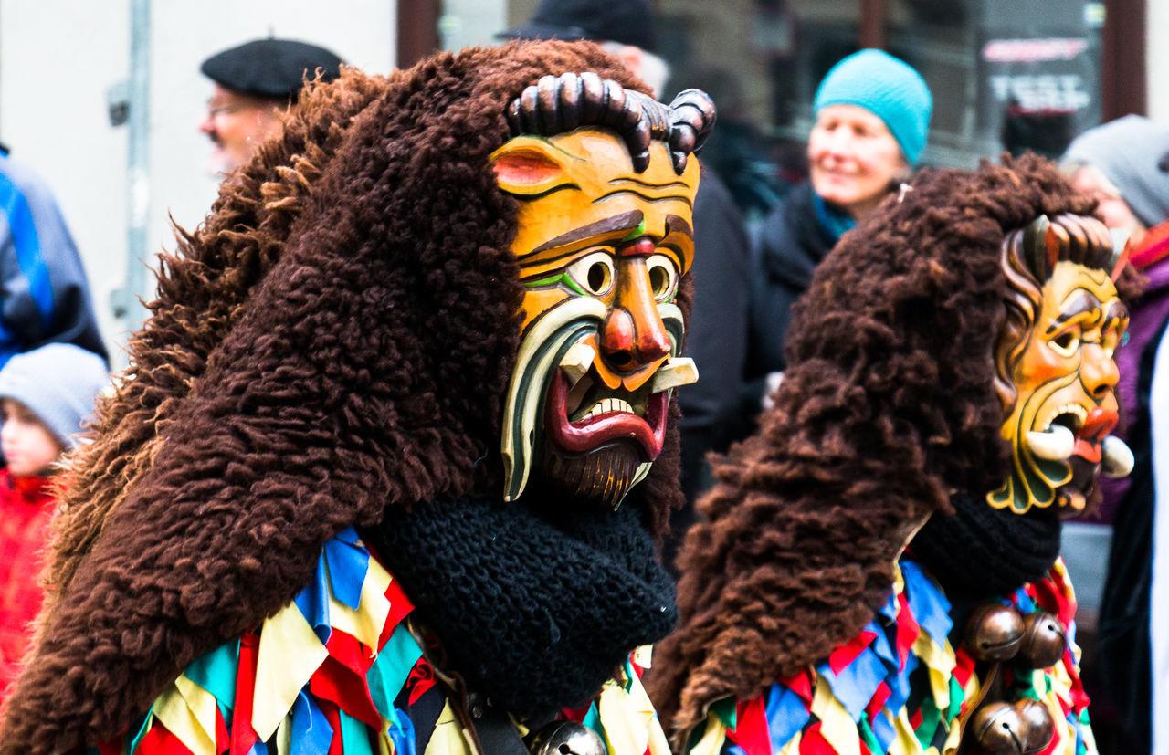 Strassenfasnet Rottenburg am Neckar 2016 2016 Allemanisch Fasching Fasnet Rottenburg Rottenburg Am Neckar Schwäbisch Schwäbisch Allemanische Fasnet Colors Of Carnival