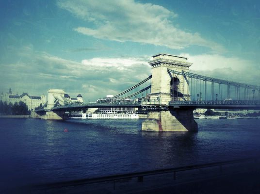City at Budapest by Simooo