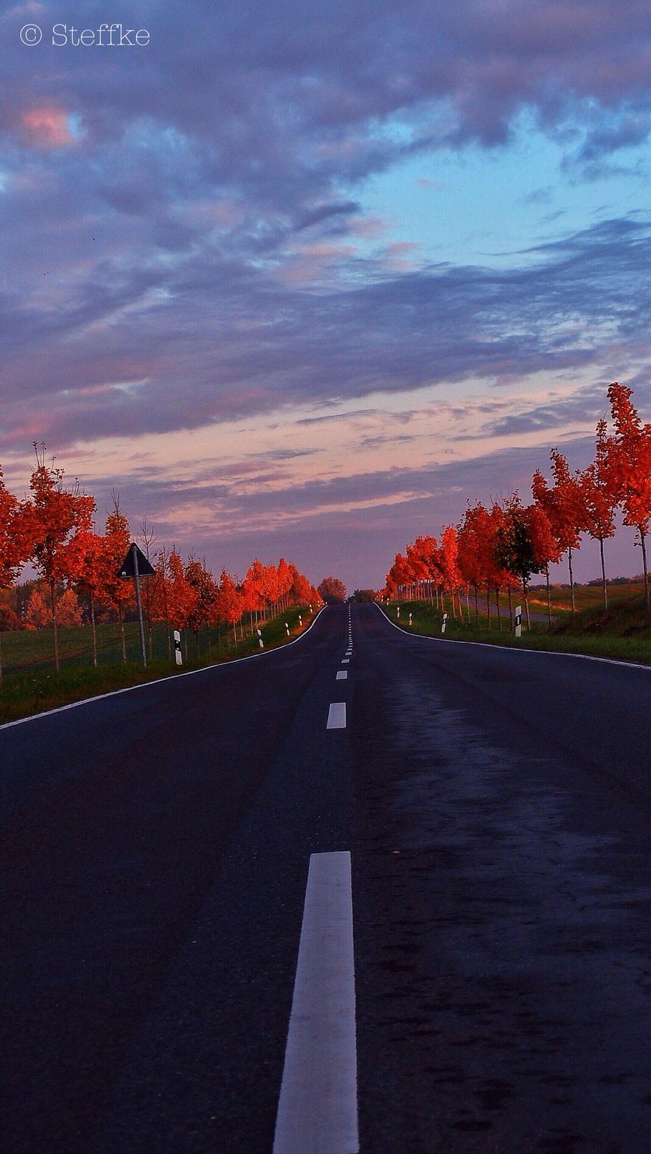 barnimimpressions AMPt - Street Krummensee October Sweet October! Landscape
