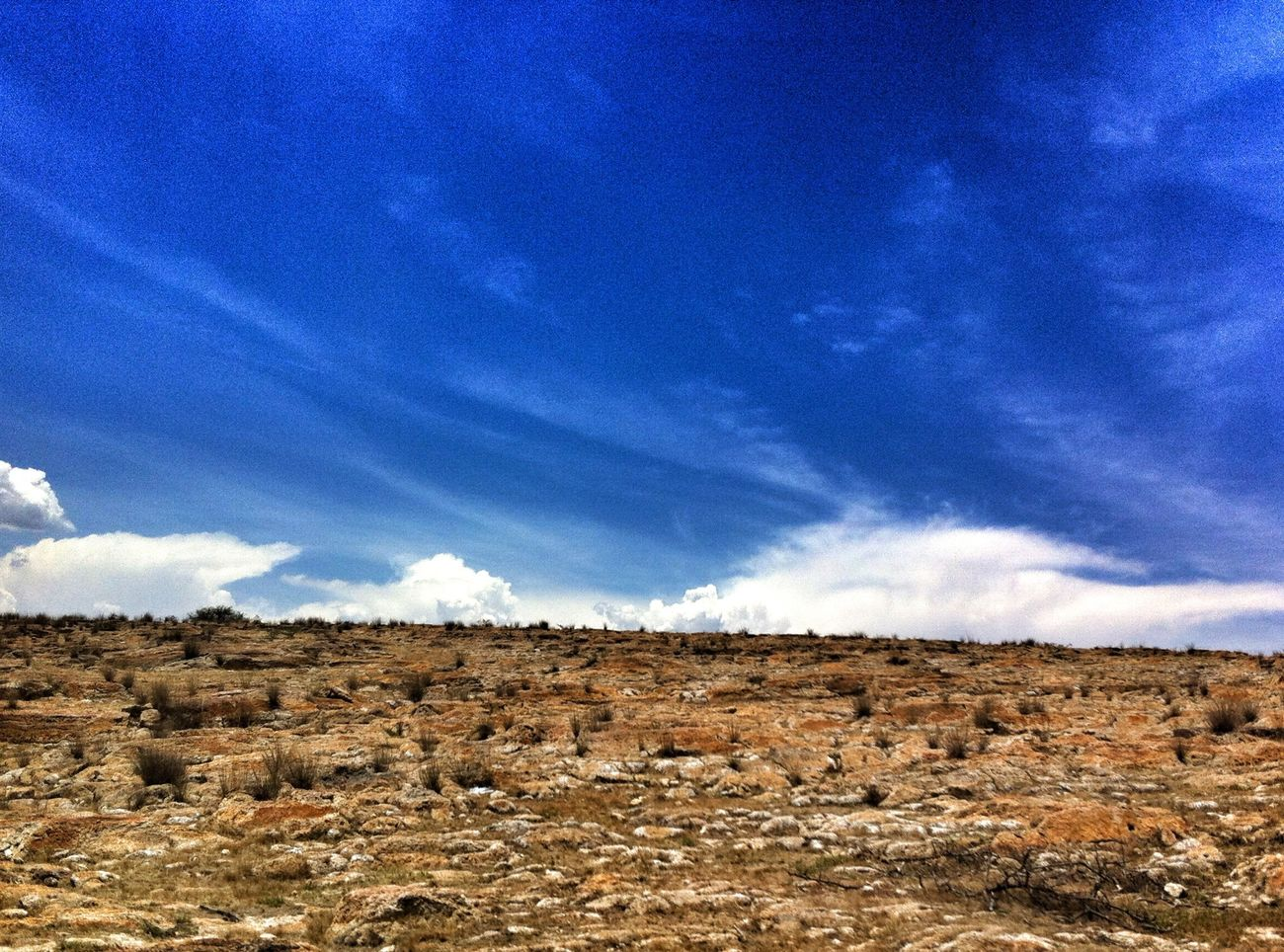 Esos lugares que dejamos atrás Landscape Sky