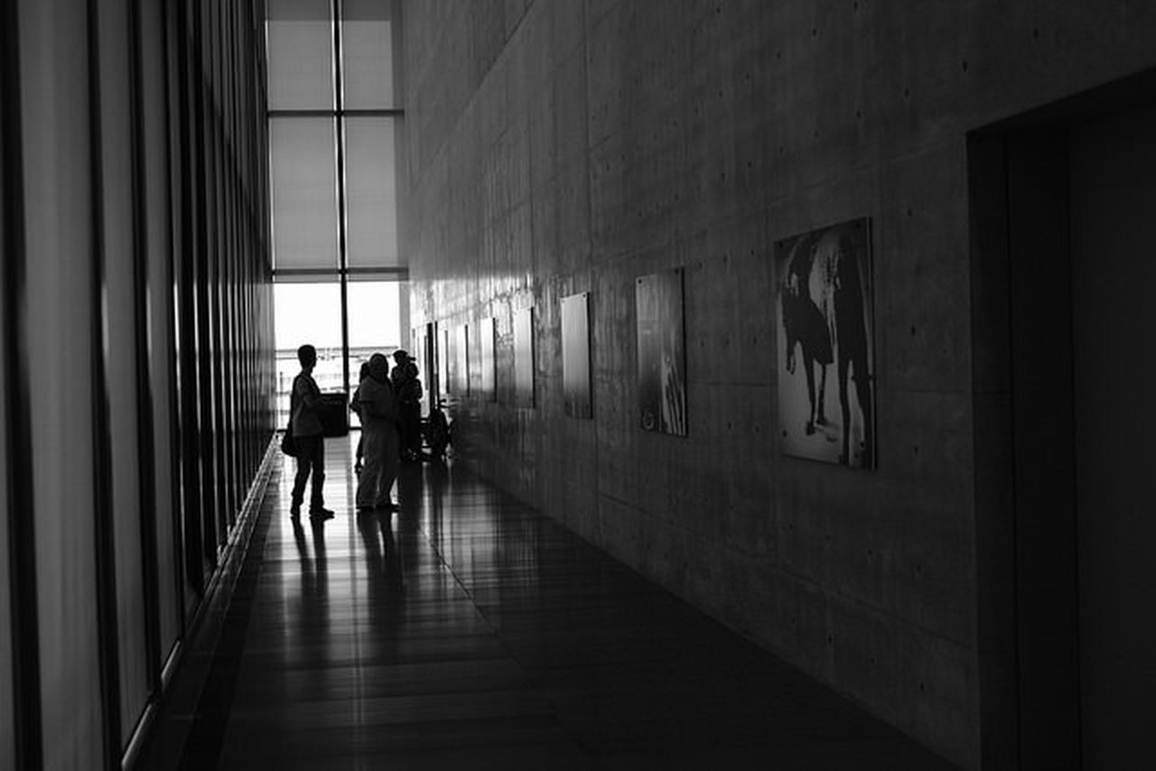 2016-9-03 16:15:16 Walking Indoors  Full Length Men Built Structure Corridor Window Person Architecture Lifestyles Leisure Activity Building The Way Forward Day Diminishing Perspective Hallo Taking Photos HelloEyeEm Helloworld Monochrome Photography