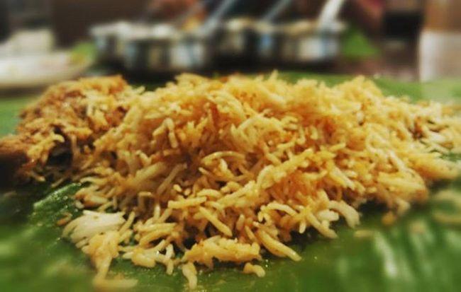 Meghanaspecialbiryani Foodporn Foodlover