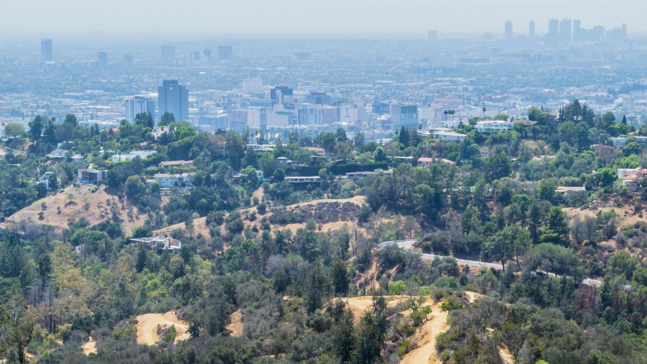 Panoramic Views of Los Angeles Cali California City Friendlylocalguides Griffith Landscape Losangeles Mustsee Observatory Panorama Panoramic USA Views