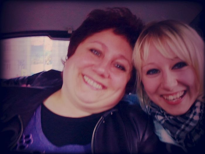With My Mum