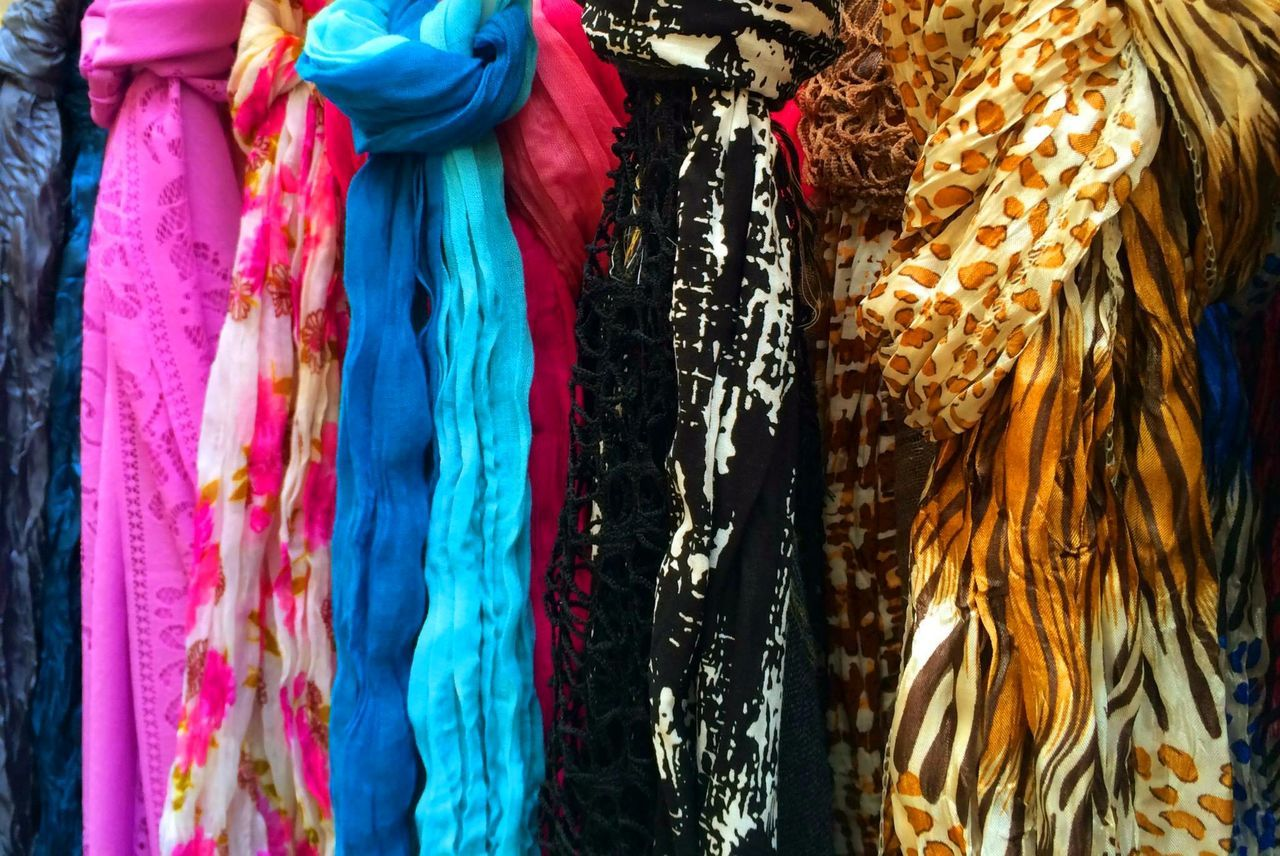 Traditional Scarfs For Sale