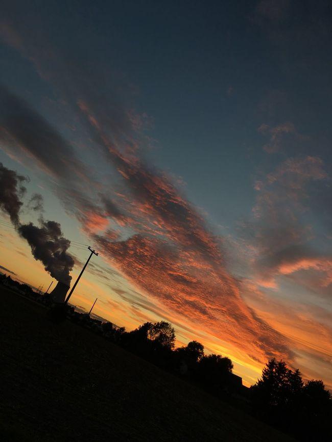 Himmel SunSunset Cloud - Sky Skyporn Nature Beauty In Nature